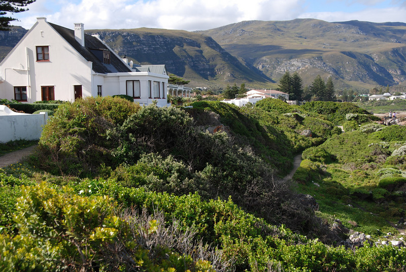 Dutch Style House on Coast, Hermanus