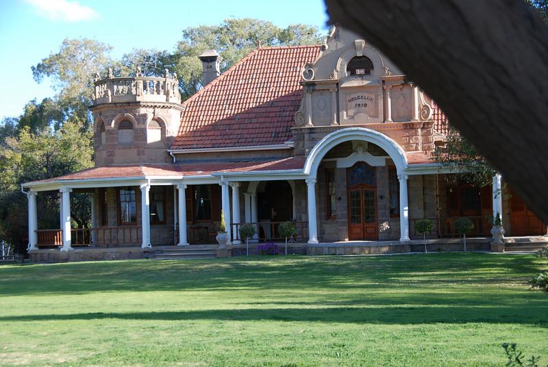 Ostrich Farm, Oudtshoorn