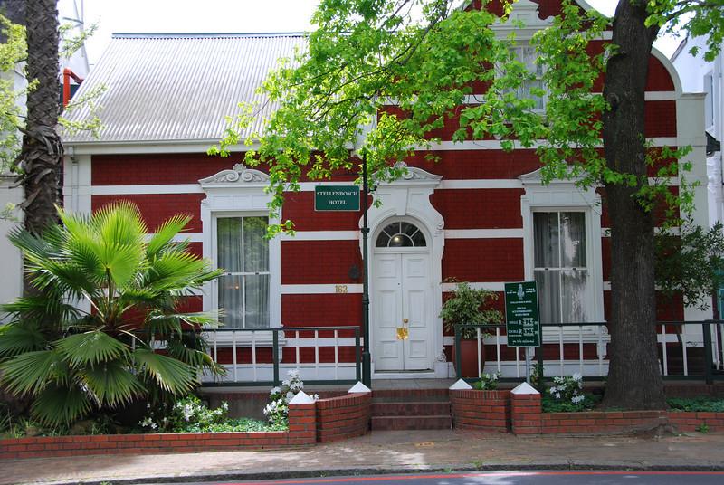 Old House, Stellenbosch