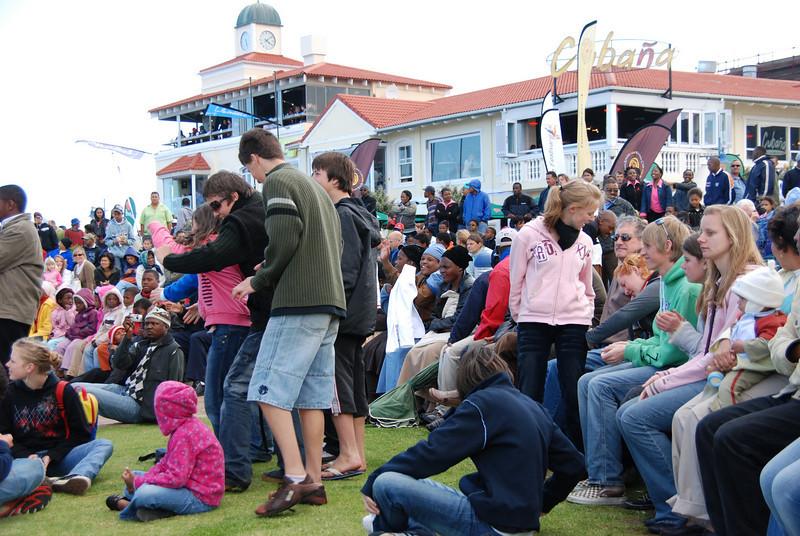 Whale Festival, Hermanus