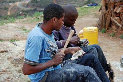 Swaziland to Shakaland