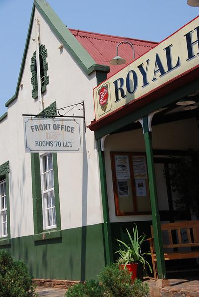 Royal Hotel, Pilgrim's Rest