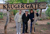 Carole, Liz, Roz at Kruger National Park