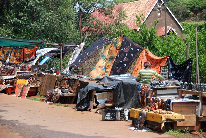 Curio Market, Pilgrim's Rest