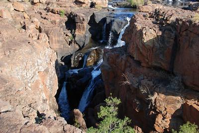 Mpumalanga Escarpment Panoramic Route to InyatiPrivate Game Reserve