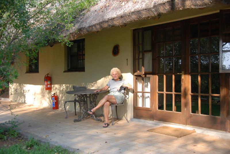 Our Lodge, Inyati Game Reserve