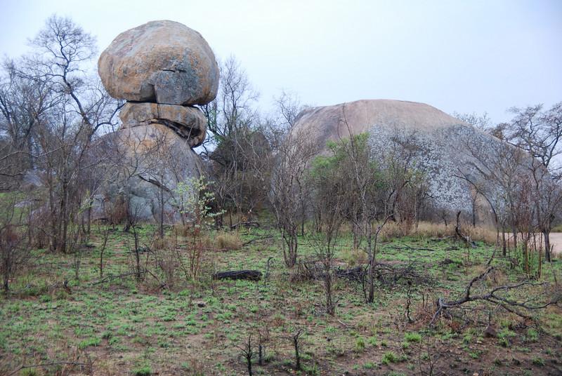 Ancient Rock, Kruger National Park