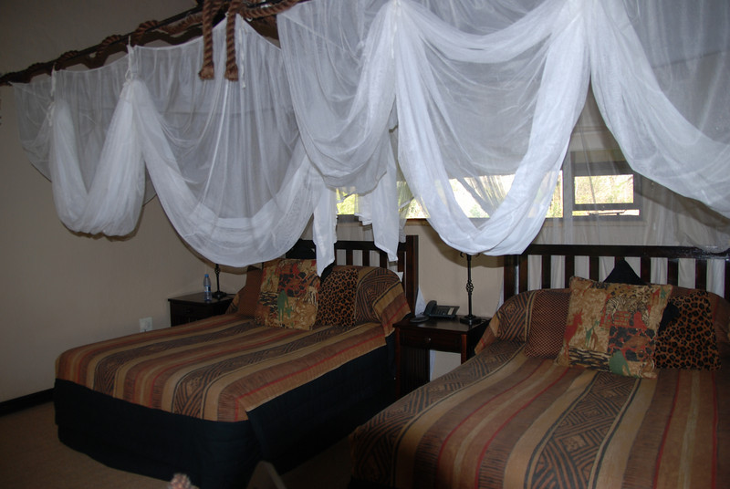 Our Room, Inyati Game Lodge