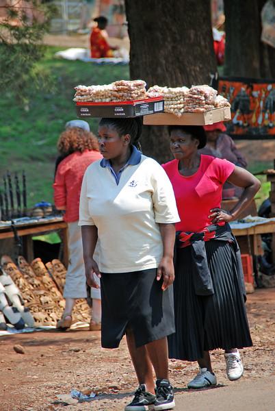 Nut Vendors, Pilgrim's Rest