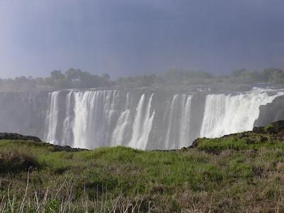 Nov 18 - Victoria Falls