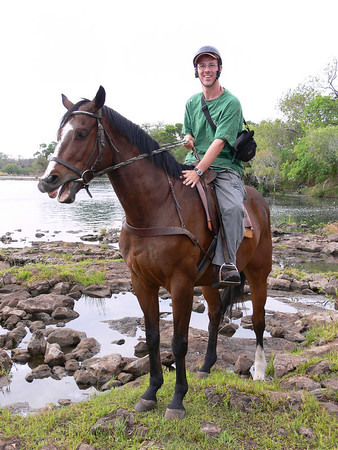 Nov 19 - Horseback Safari