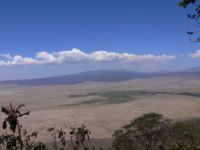 October 31, Ngorongoro Crater