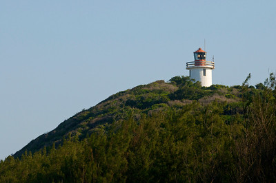 Lighthouse at Sodwana Bay