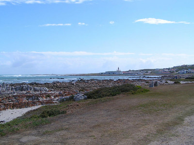 Cape Agulhas, False Bay