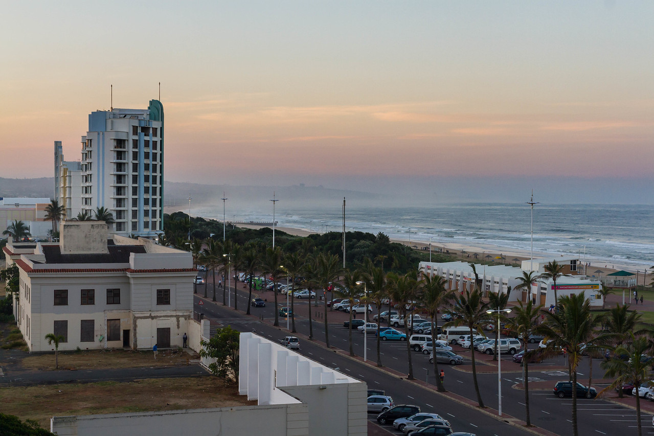North coast of Durban