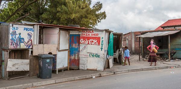 Township, Cape Town, RSA, 2008