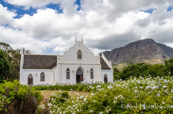 Dutch Reformed Church, Franschhoek