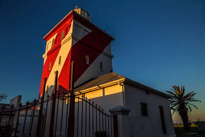 Cape Town, South Africa Cape Town's Green Point Lighthouse, established in 1824, is the oldest lighthouse in South Africa.