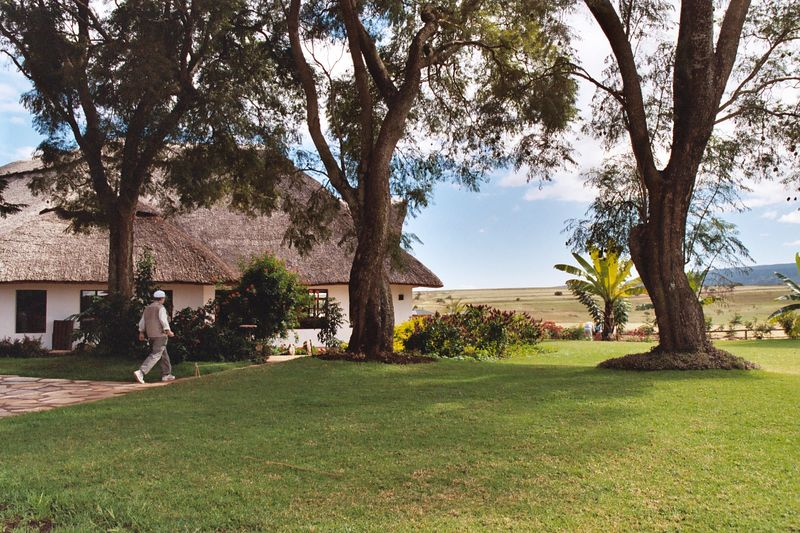 Ngorongoro Farmhouse, On the Grounds