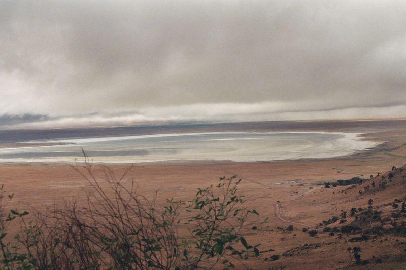 Ngorongoro Crater - Lake Magadi