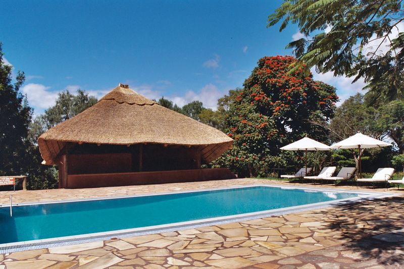 Ngorongoro Farmhouse, Pool