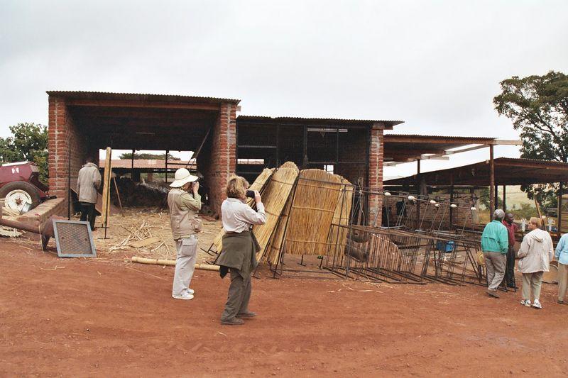 Ngorongoro Farm Blacksmith Shop
