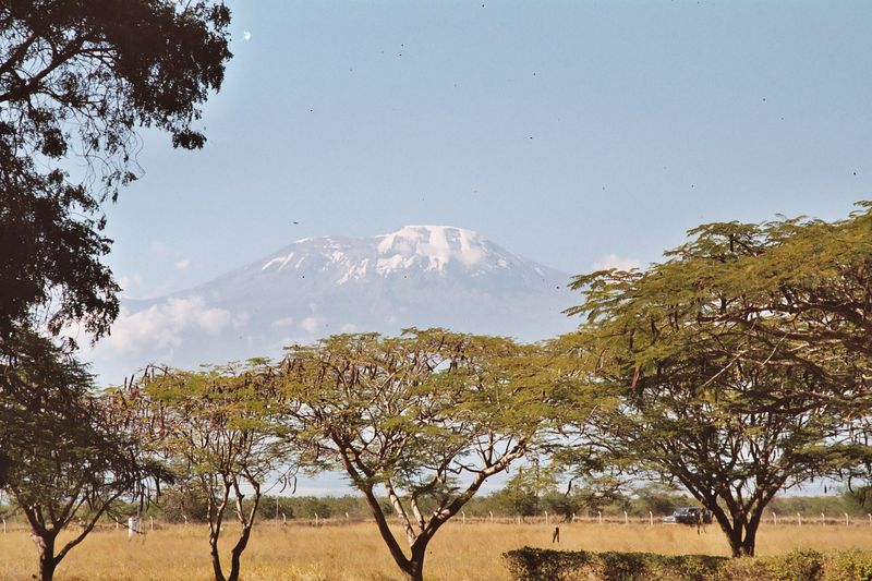 Mt. Kilimanjaro, Tallest Mountain in Africa