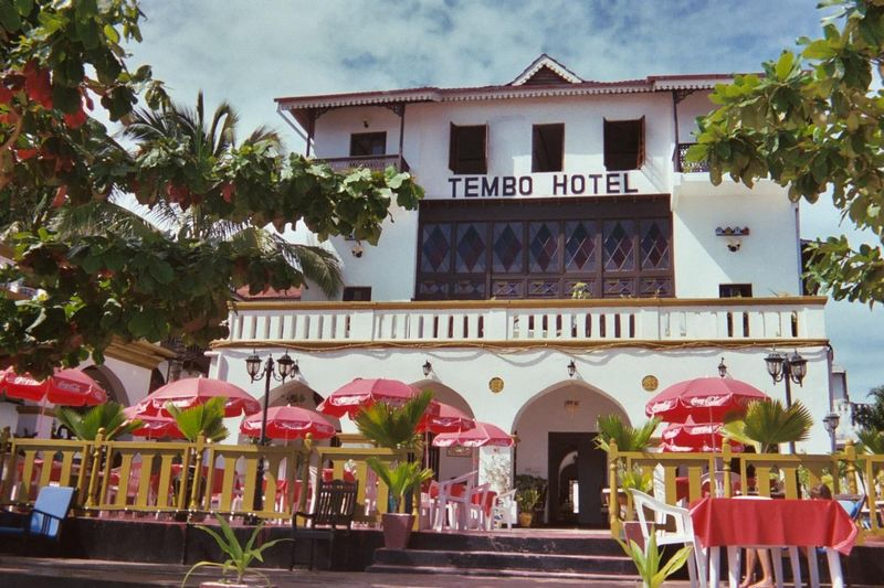 Tembo House, Ocean Side