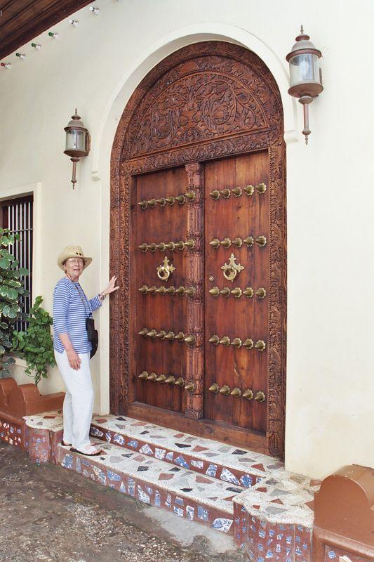 Aleida Finally Sees the Doors of Zanzibar