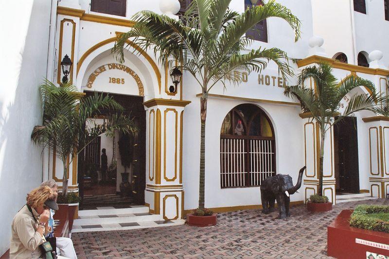 Tembo House, Our Hotel In Stonetown, Zanzibar
