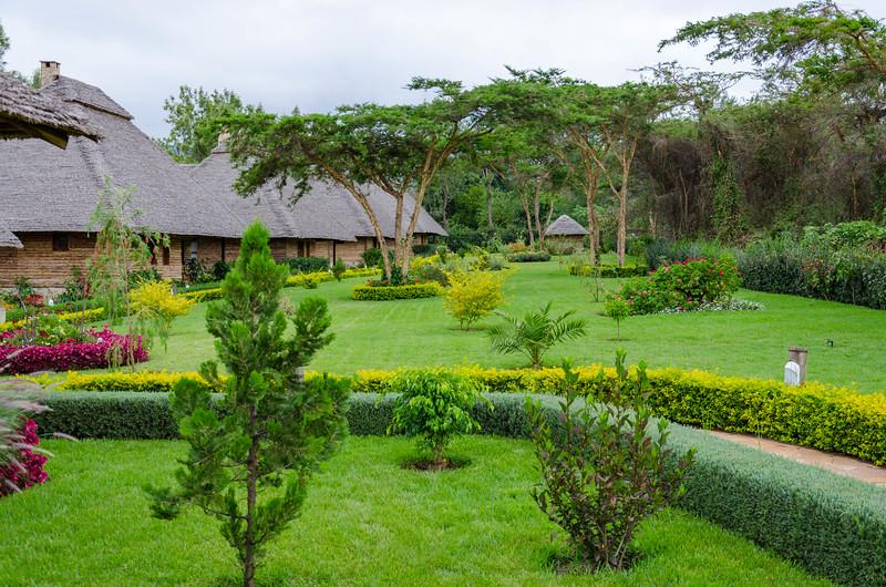 Exploreans Ngorongoro Lodge