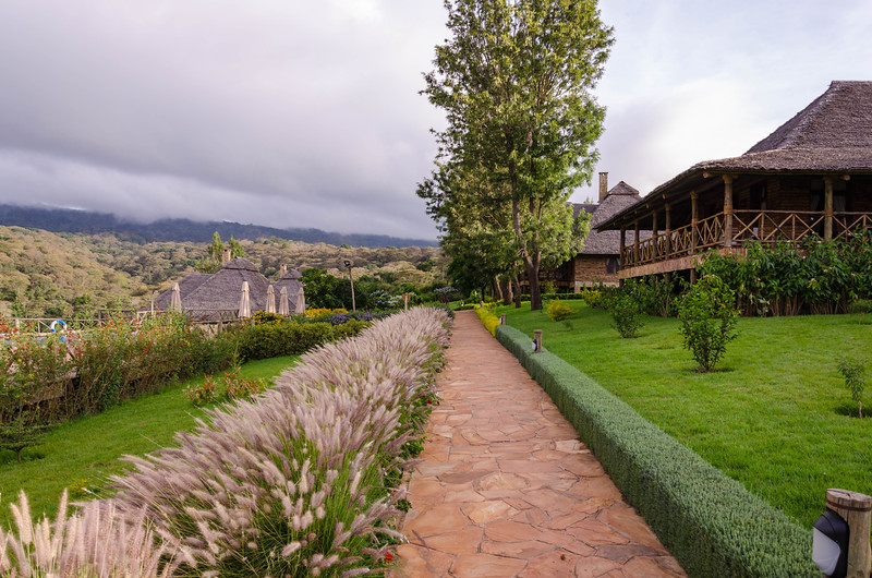 Exploreans Ngorongoro Lodge