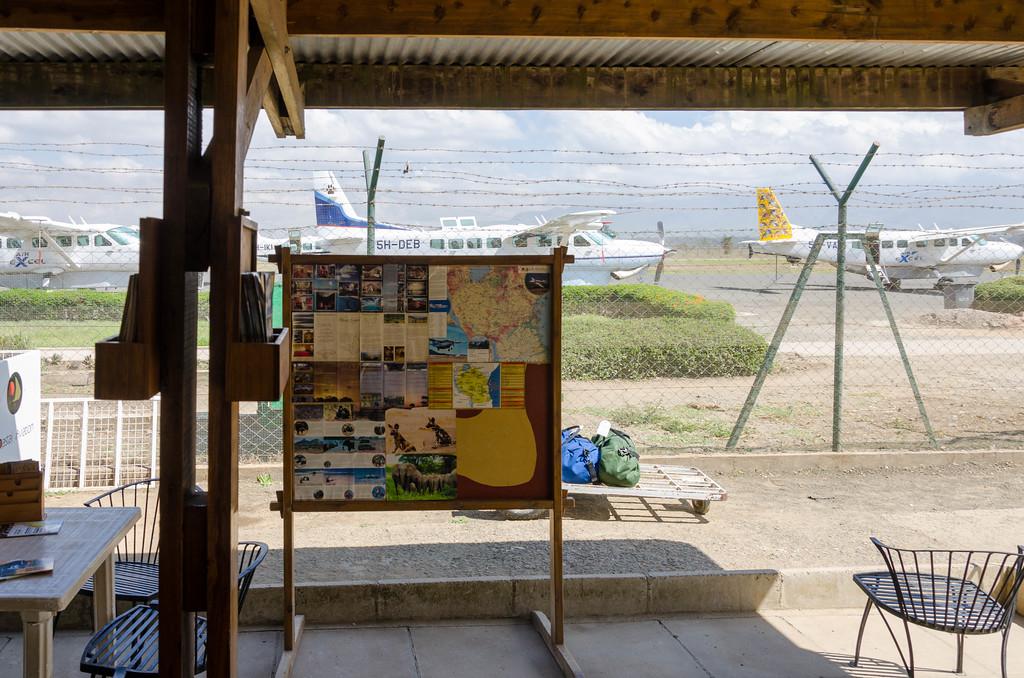 Arusha Airport, Arusha, Tanzania
