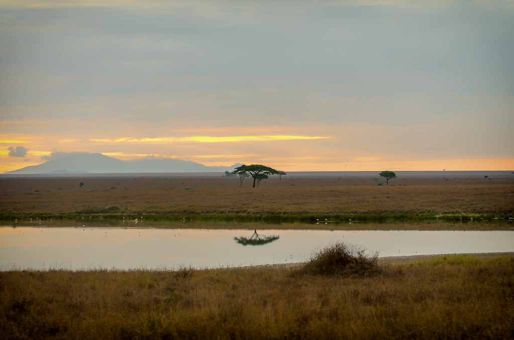 Lake Magadi, Serengeti National Park