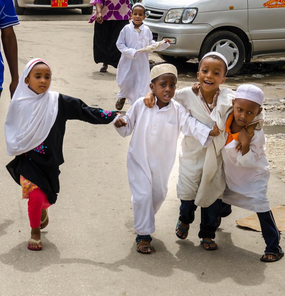 Stone Town Children