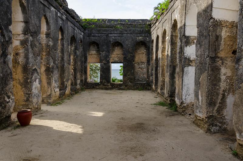 Mtoni Palace Ruins
