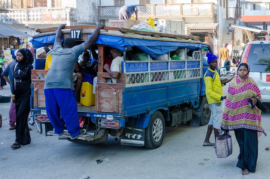 Stone Town Bus