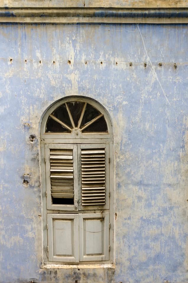 Stone Town Window