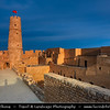 Northern Africa - Tunisia - Monastir - المـنسـتير - Al-Munastîr - Ribat monastery - Monastery-fortresses - Sprawling & well-preserved 8th-century coastal defensive fort built to withstand Christian invasions - Museum of Islamic Art - Important centre of Islamic learning