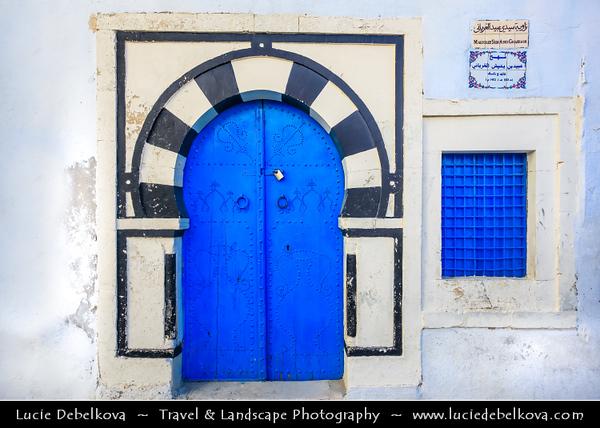 Northern Africa - Tunisia - Kairouan - Kirwan - al-Qayrawan - UNESCO World Heritage site - Holiest city of Tunisia & oldest Islamic settlement with the oldest mosque in North Africa - Old Medina