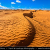 Northern Africa - Tunisia - Jebil National Park - Sahara desert and its large sea of sand dunes