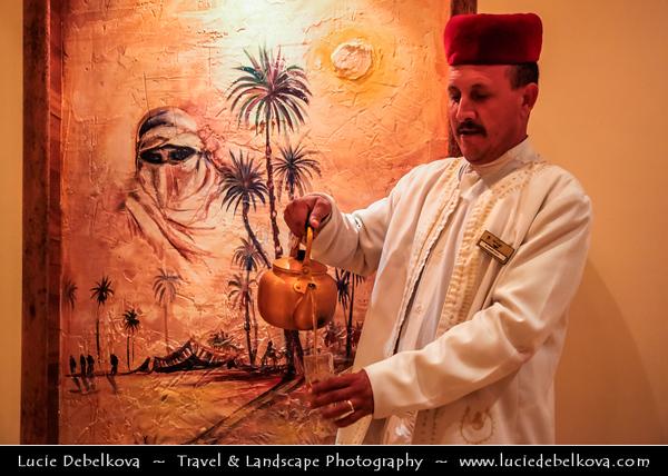 Northern Africa - Tunisia - The Sahara Desert - الصحراء الكبرى - The Greatest Desert - World's largest non-arctic desert - Life in the desert