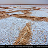 Northern Africa - Tunisia - Chott el Djerid - Large endorheic desert salt lake in southern Tunisia near towns of Kebili and Douz