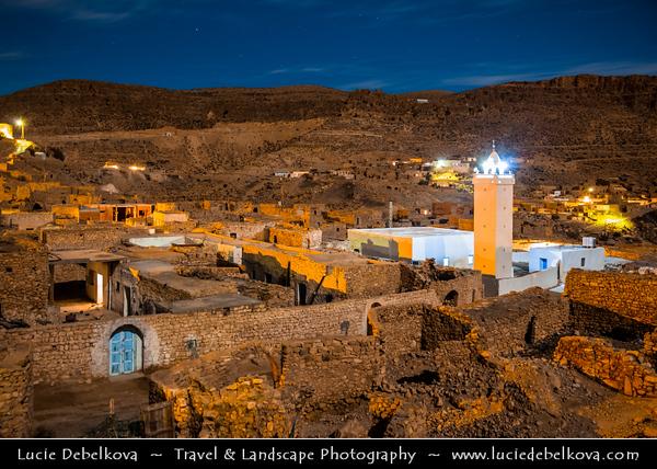 Northern Africa - Tunisia - Medenine Governorate - Toujane - ت