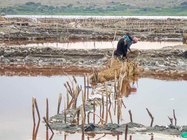 Katwe Lake Salt Works