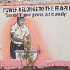 Voting Mural