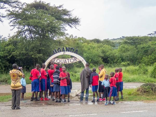 Equator Marker