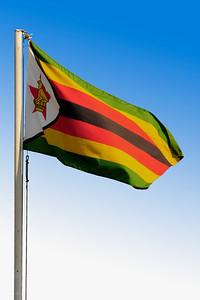 _D038711 Flag of Zimbabwe