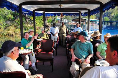 _D038778 Cruising on the Zambezi River