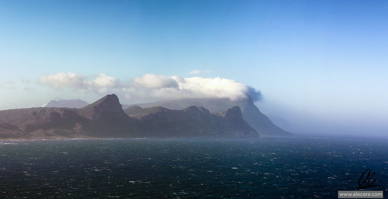 From Cape Point